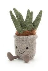 Jellycat Knuffel Silly Succulent Aloe