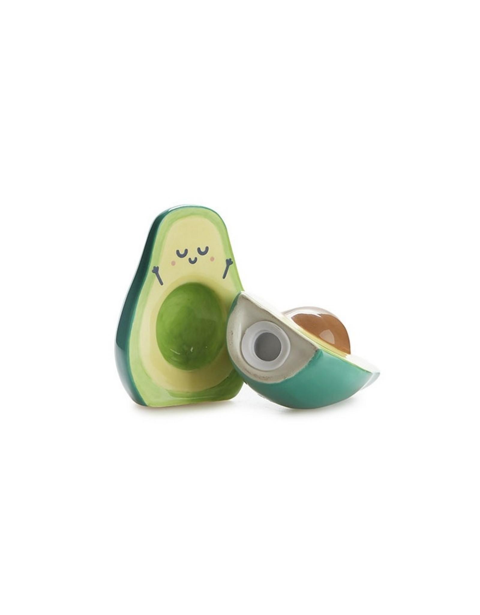 Balvi Peper- en zoutstel Avocado