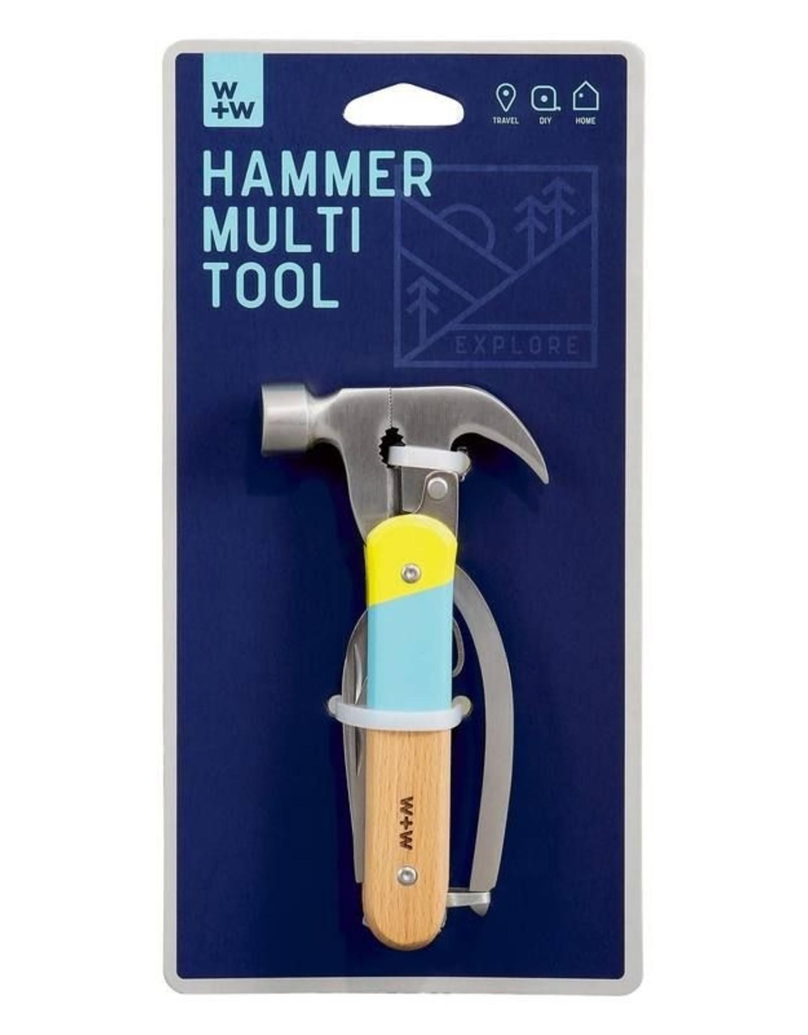 Wild & Wolf Hammer Multi Tool