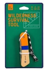 Wild & Wolf Wilderness Survival Tool