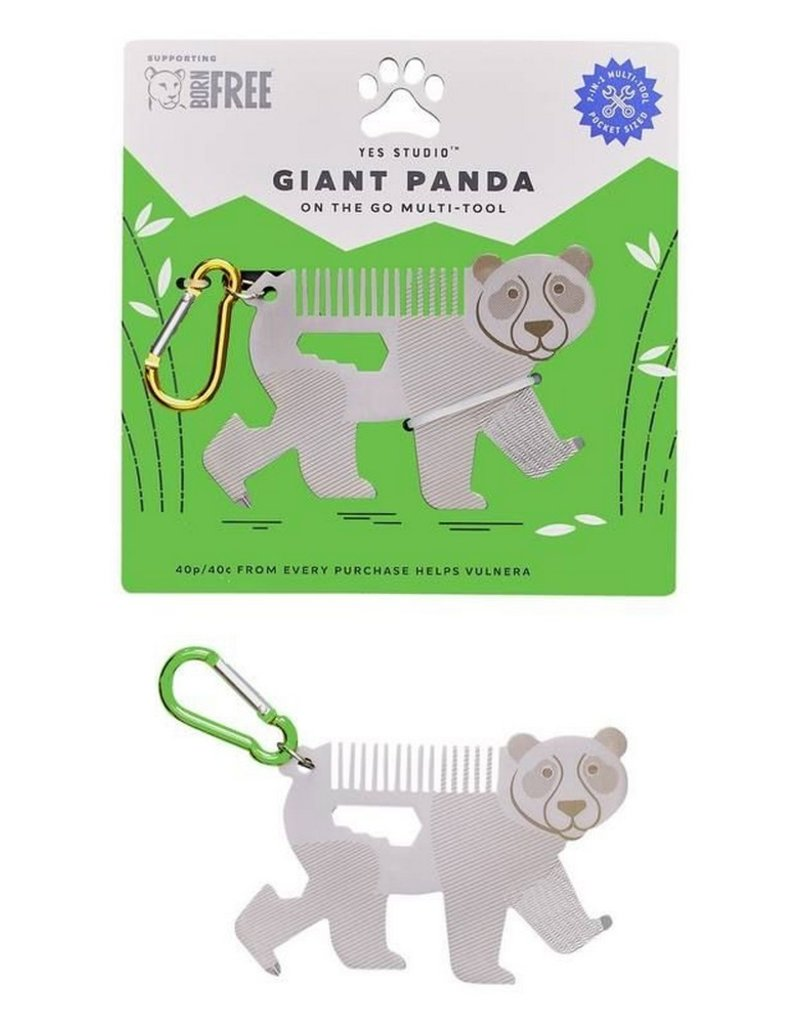 Wild & Wolf Panda Multi Tool