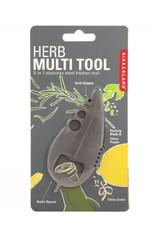 Kikkerland Herb Multi Tool