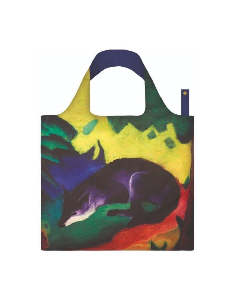 Loqi Opvouwbare Shopper Blue Fox