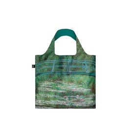 Loqi Opvouwbare Shopper Claude Monet