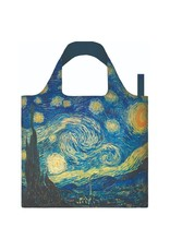 Loqi Opvouwbare Shopper Starry Night