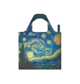 Loqi Opvouwbare Shopper Starry Night