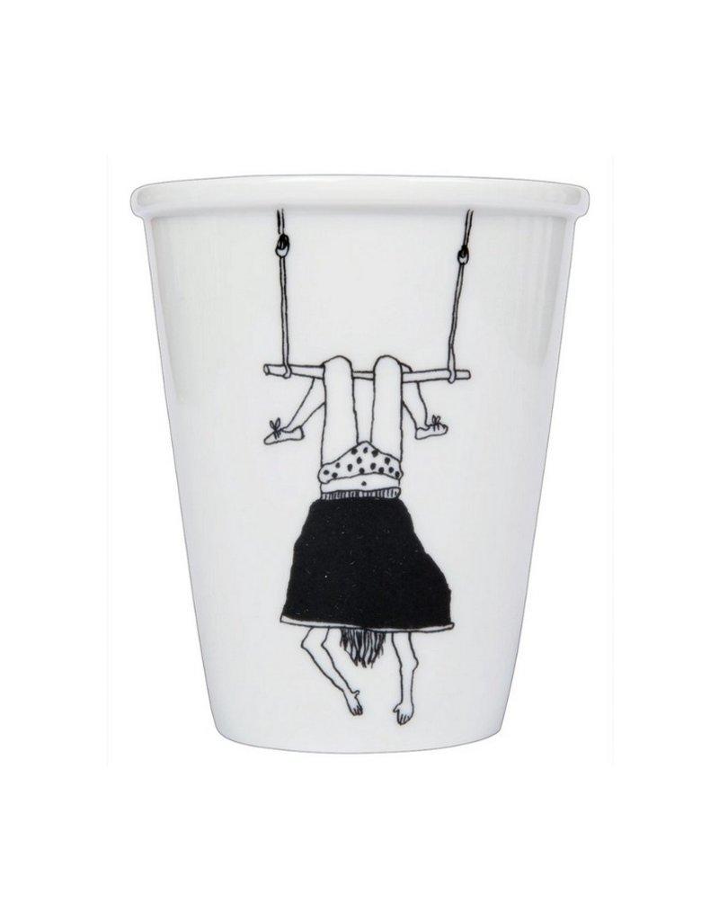 Helen B Beker Trapeze Girl