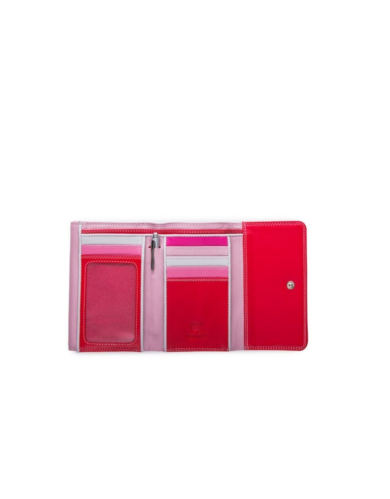 MyWalit Portemonnee Double Flap Ruby