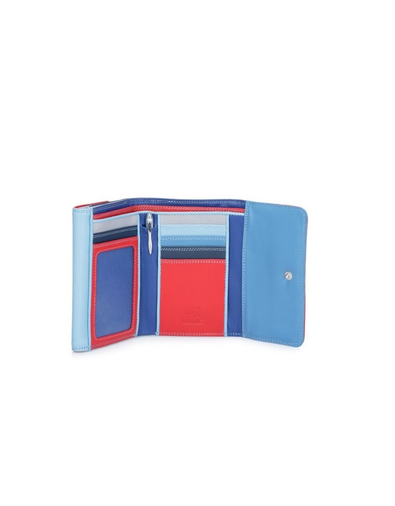 MyWalit Portemonnee Double Flap Royal