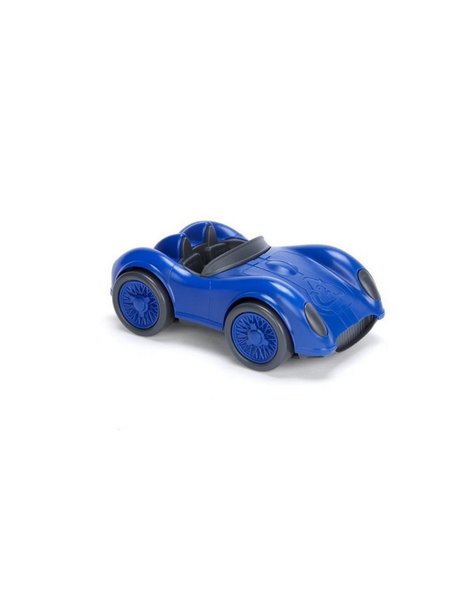 Green Toys Race Car Blauw