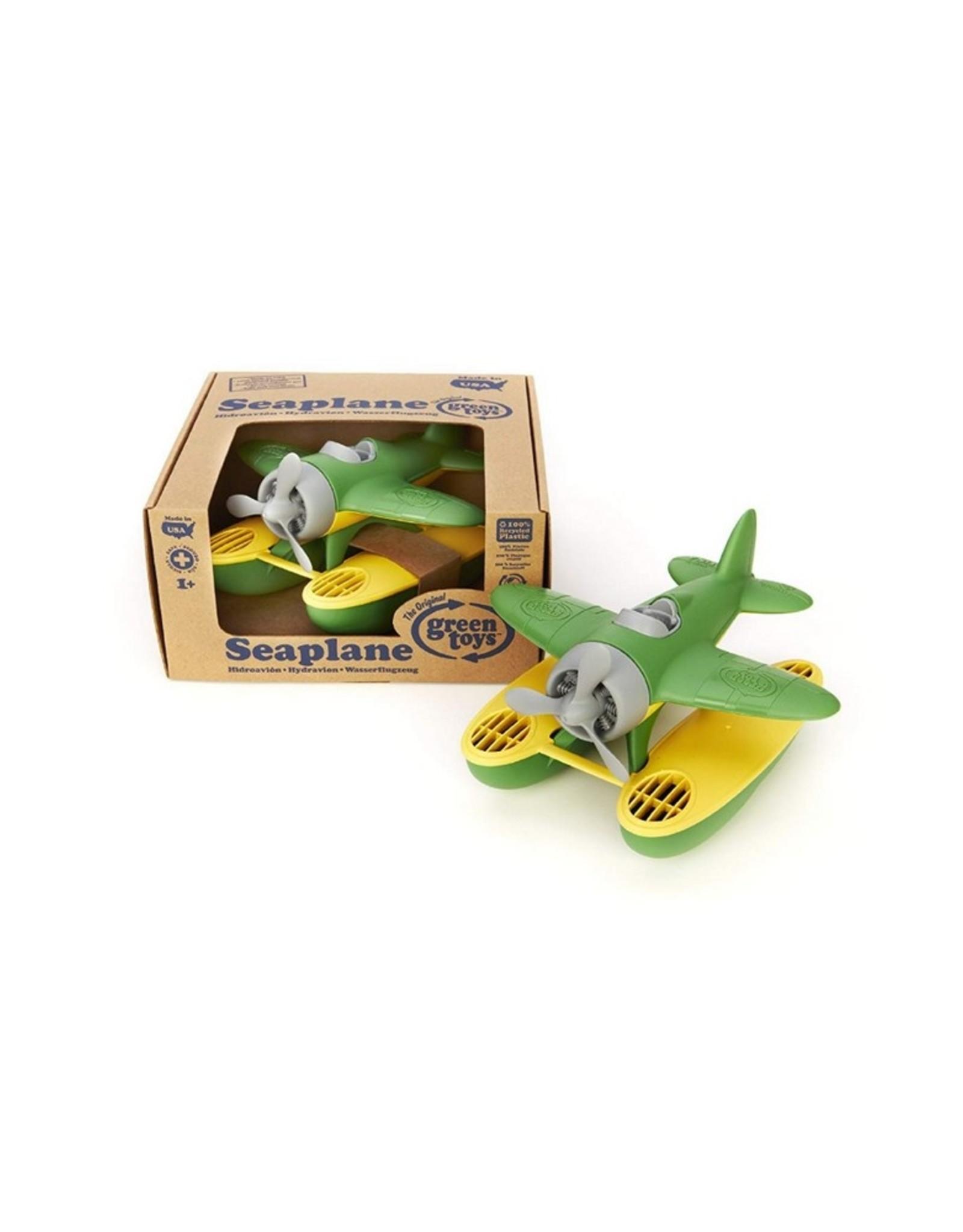 Green Toys Watervliegtuig Groene Vleugels