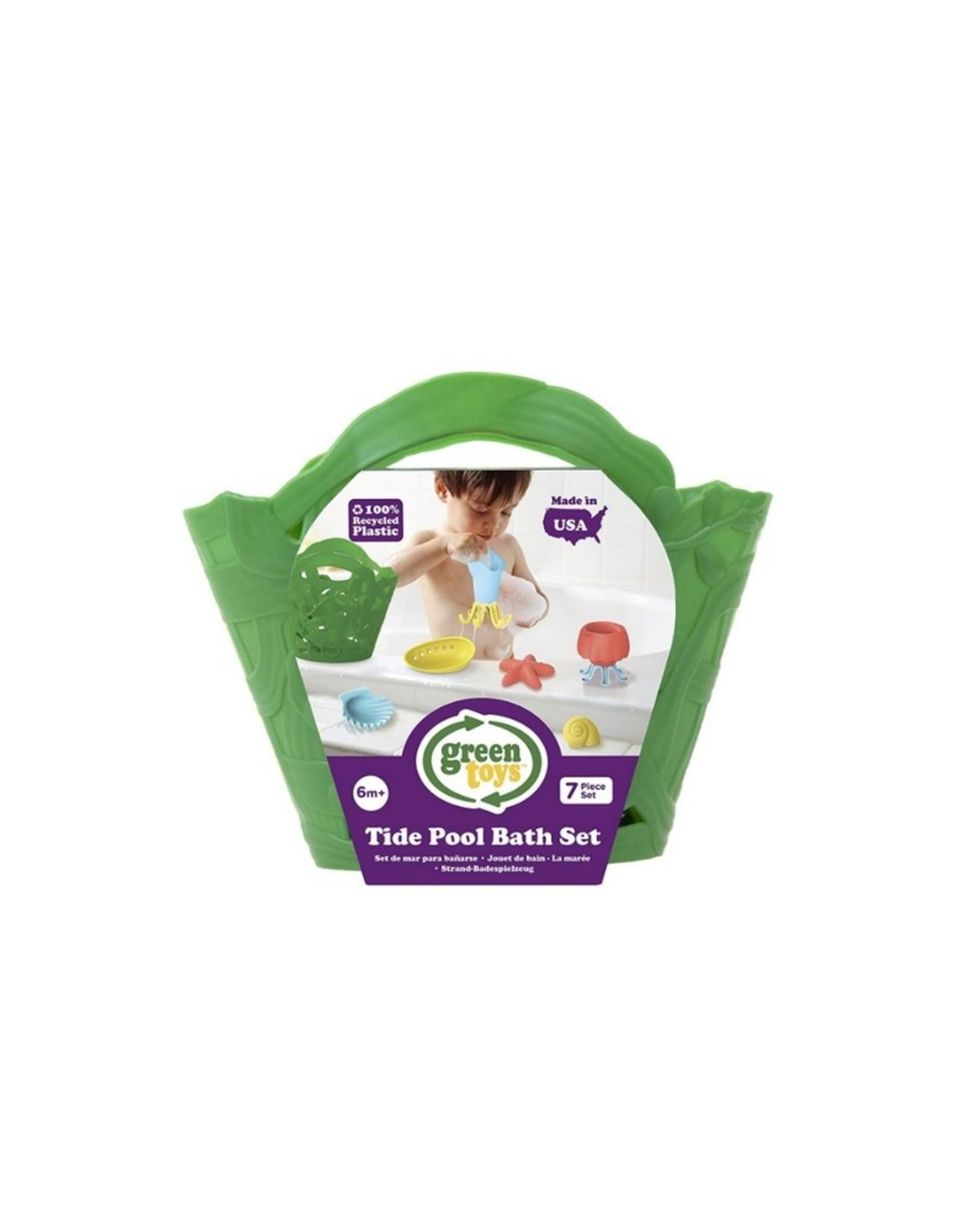Green Toys Zwembad- badset Groen