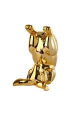 Pols Potten Spaarpot Bunny Bum Gold