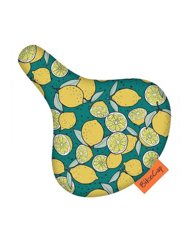 Bike Cap Fiets zadelhoesje Fruity Lemon