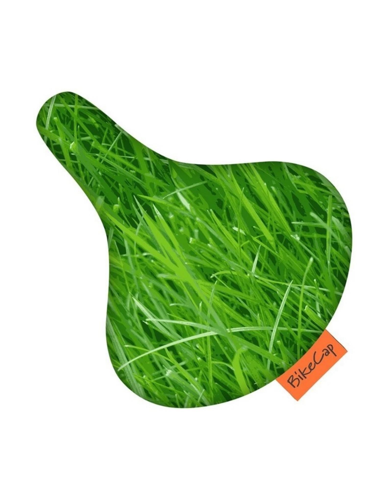 Bike Cap Fiets zadelhoesje Grass