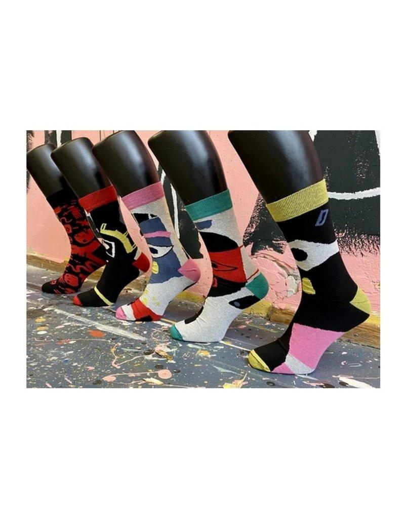 ON Socks Sokken Voodoo Punk 36-42