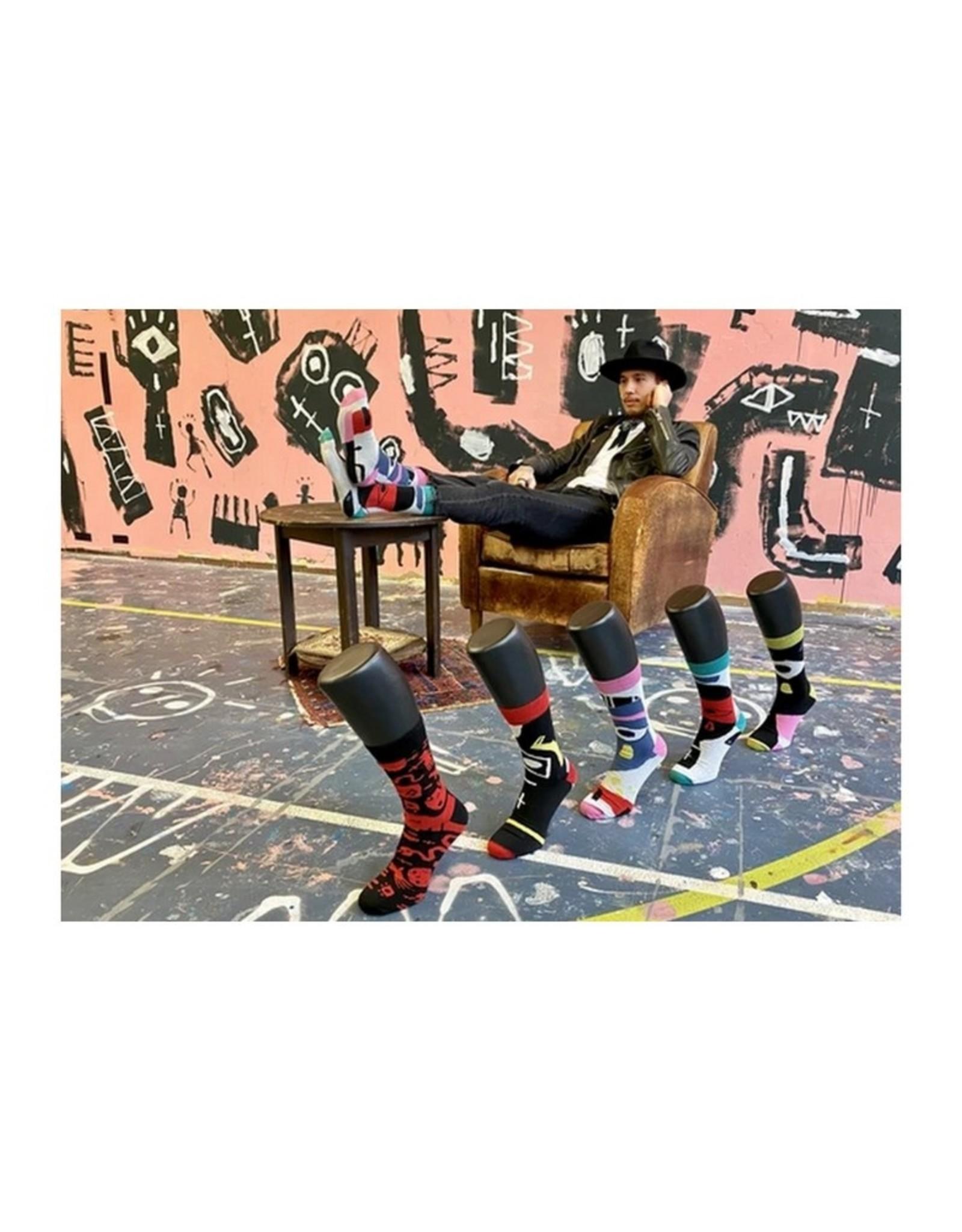 ON Socks Sokken Voodoo Punk 40-46