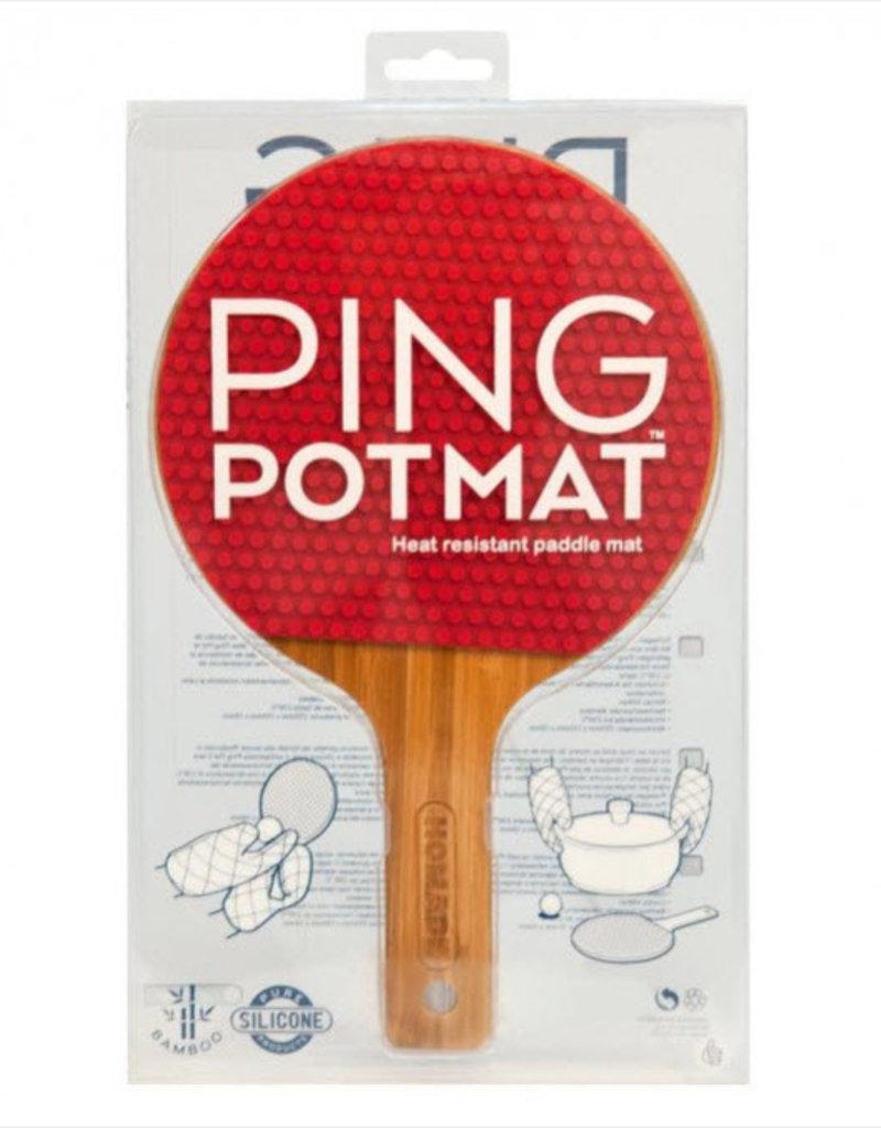 MAGS Vertrieb Pannenonderzetter Ping Potmat