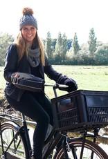 Warm on Bikes Bike Pogies Luxe Brown