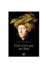 Cleverline Zwevende Boekenplank Skylla Goud/Geel
