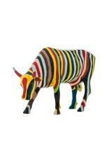 Cowparade Koe Striped