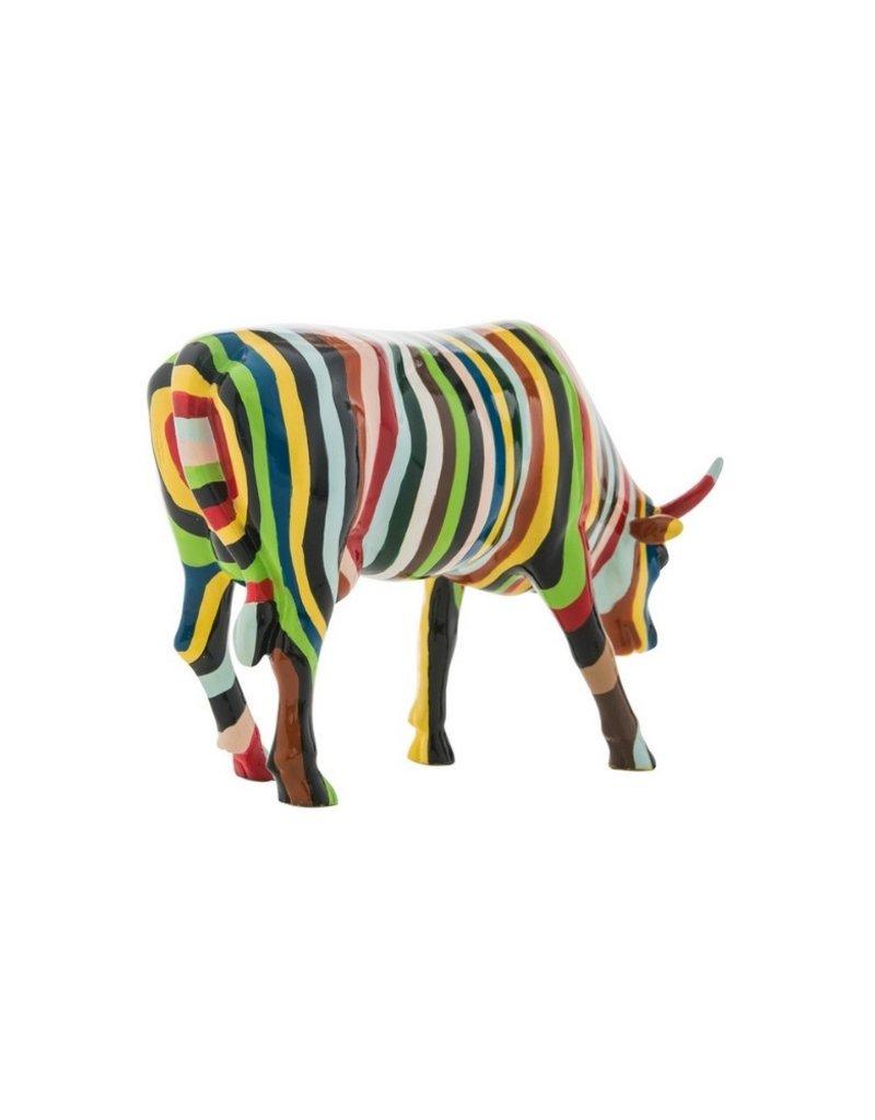Cowparade Koe Striped
