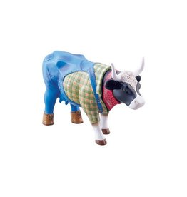Cowparade Koe Farmer Cow Medium