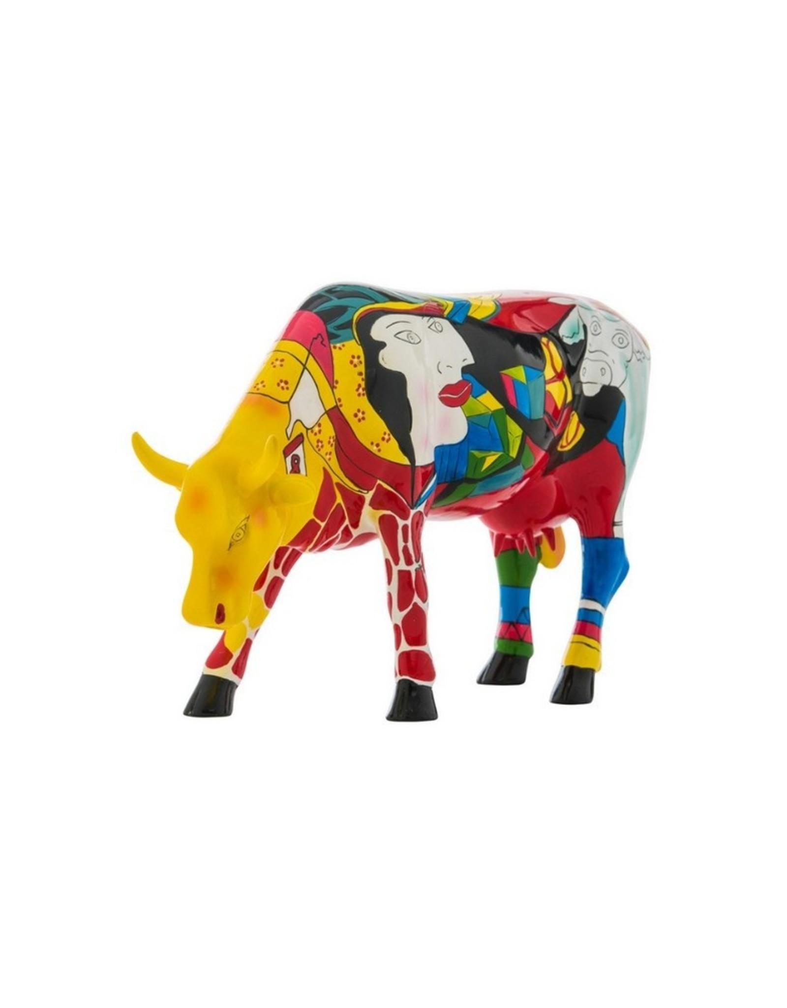 Cowparade Koe Hommage to Picowso