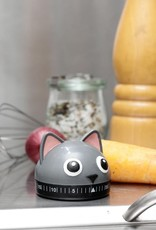 Kikkerland Kitchen Timer Kitty Cat