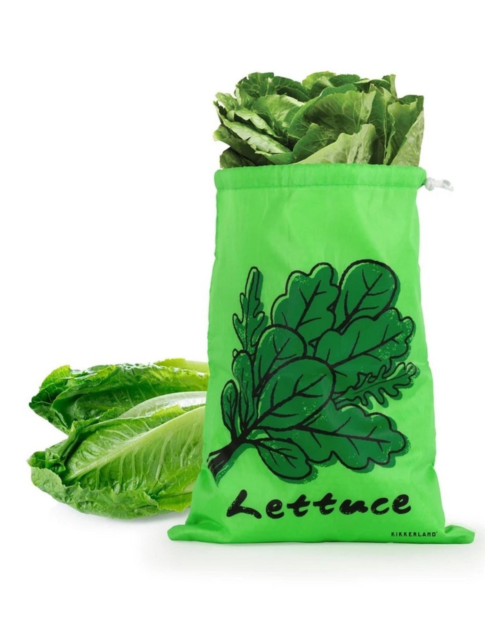 Kikkerland Stay Fresh Lettuce Bag