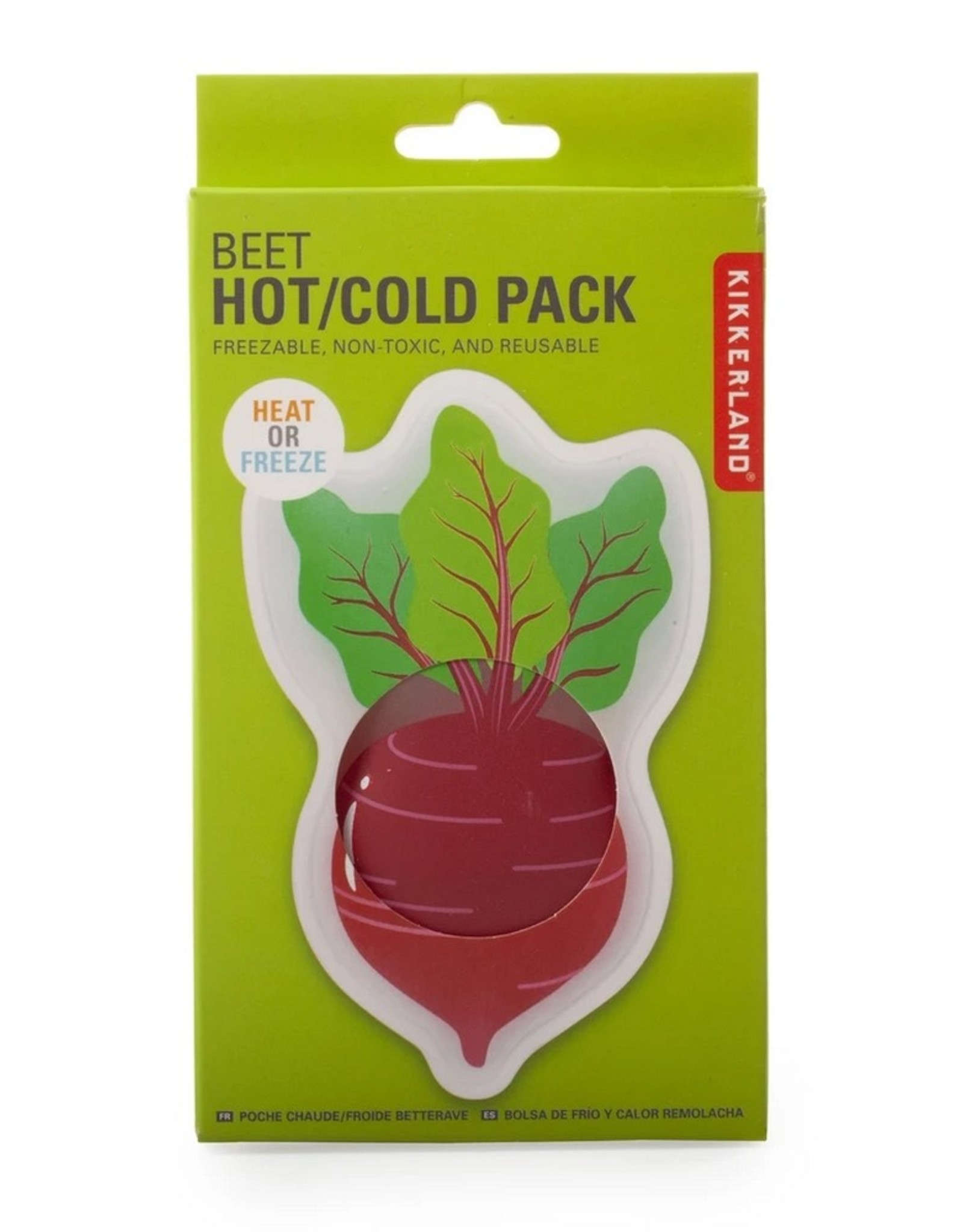Kikkerland Hot Cold Pack Biet