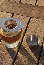 Kikkerland Thee-ei Leaf Tea Strainer