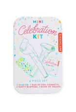 Kikkerland Mini Celebration Kit
