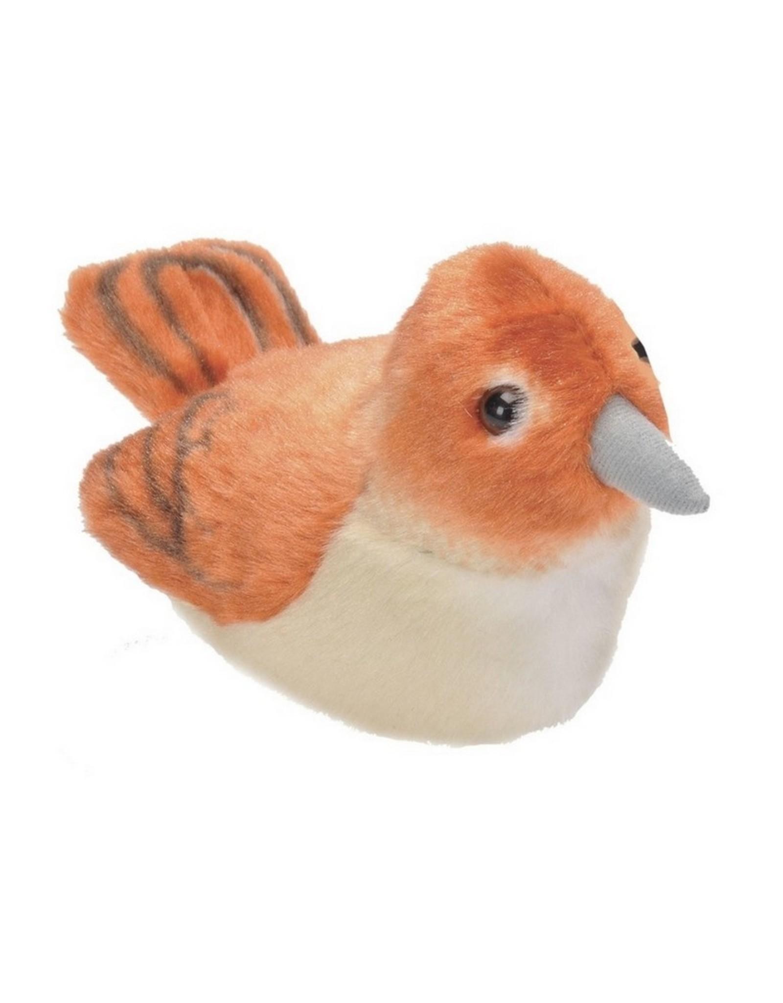 Wild Republic Vogel Nachtegaal met geluid