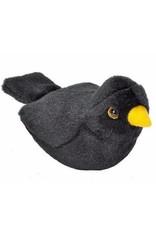 Wild Republic Vogel Merel met geluid