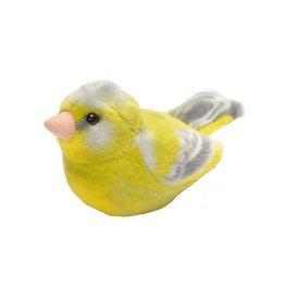 Wild Republic Vogel Groenling met geluid