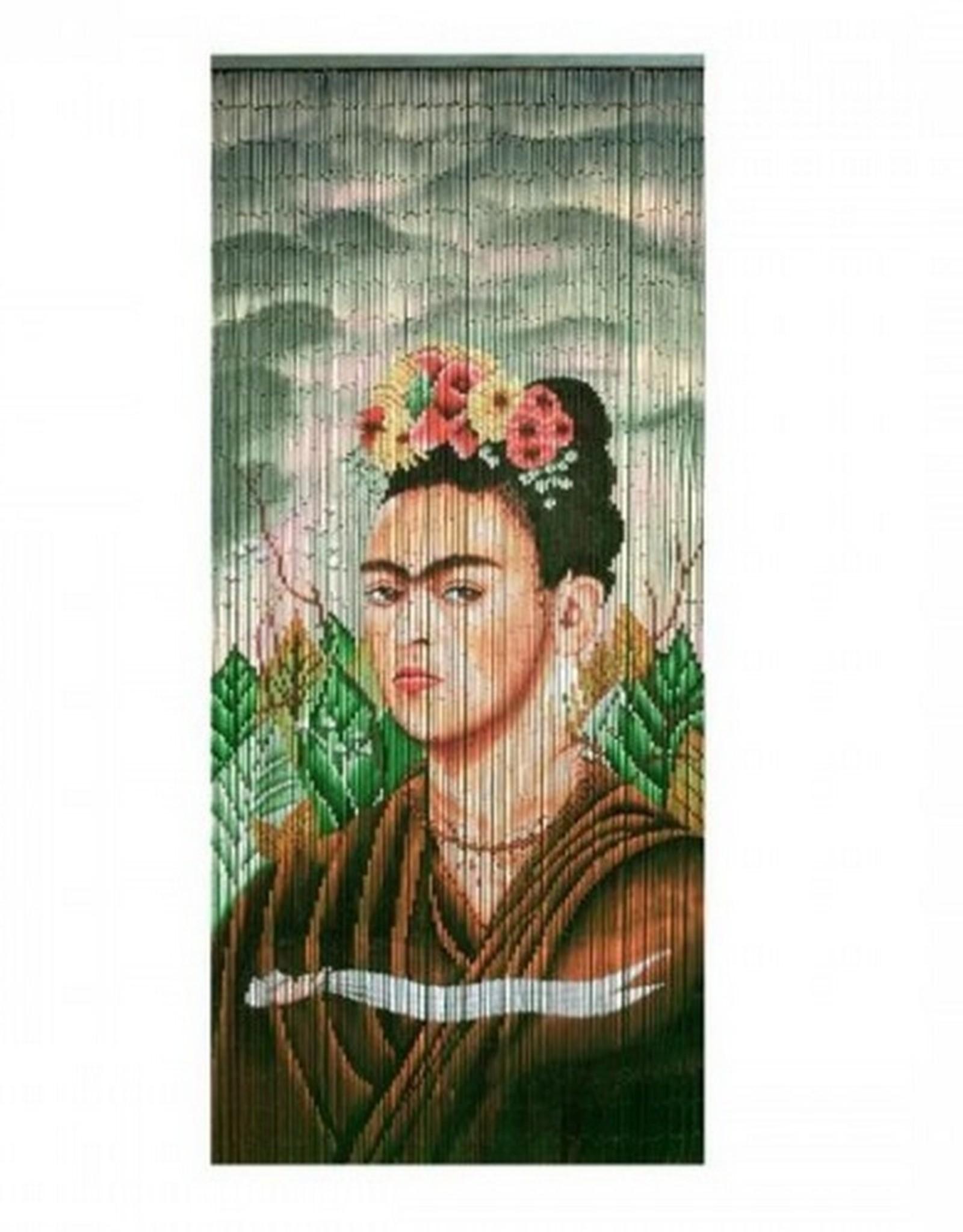 Kitsch Kitchen Vliegengordijn Frida Kahlo
