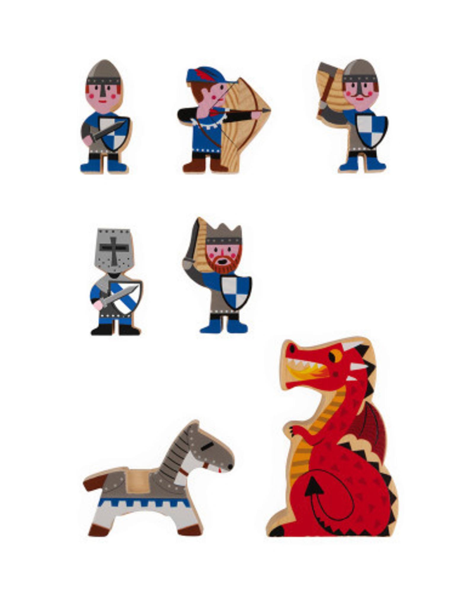 Janod Story Mini Ridders