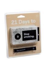 Doiy 21 Days to stop smoking