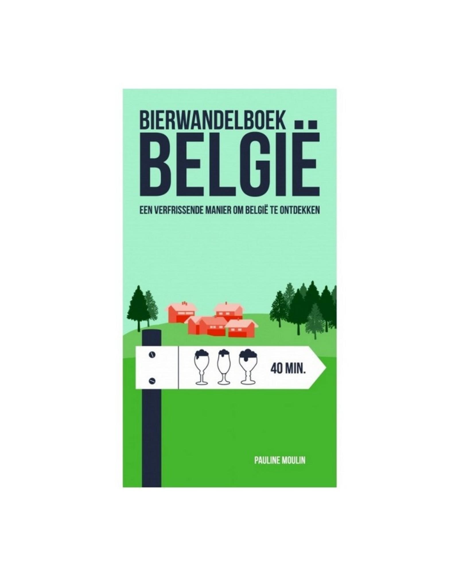 Luster Bierwandelboek Belgié