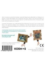 Kosmos Uitgevers Kwartetspel Commotie in het museum!