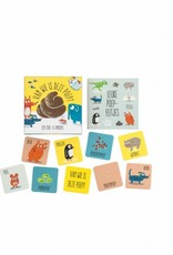 Laurence King Publishing Memory Game Van wie is deze poep?