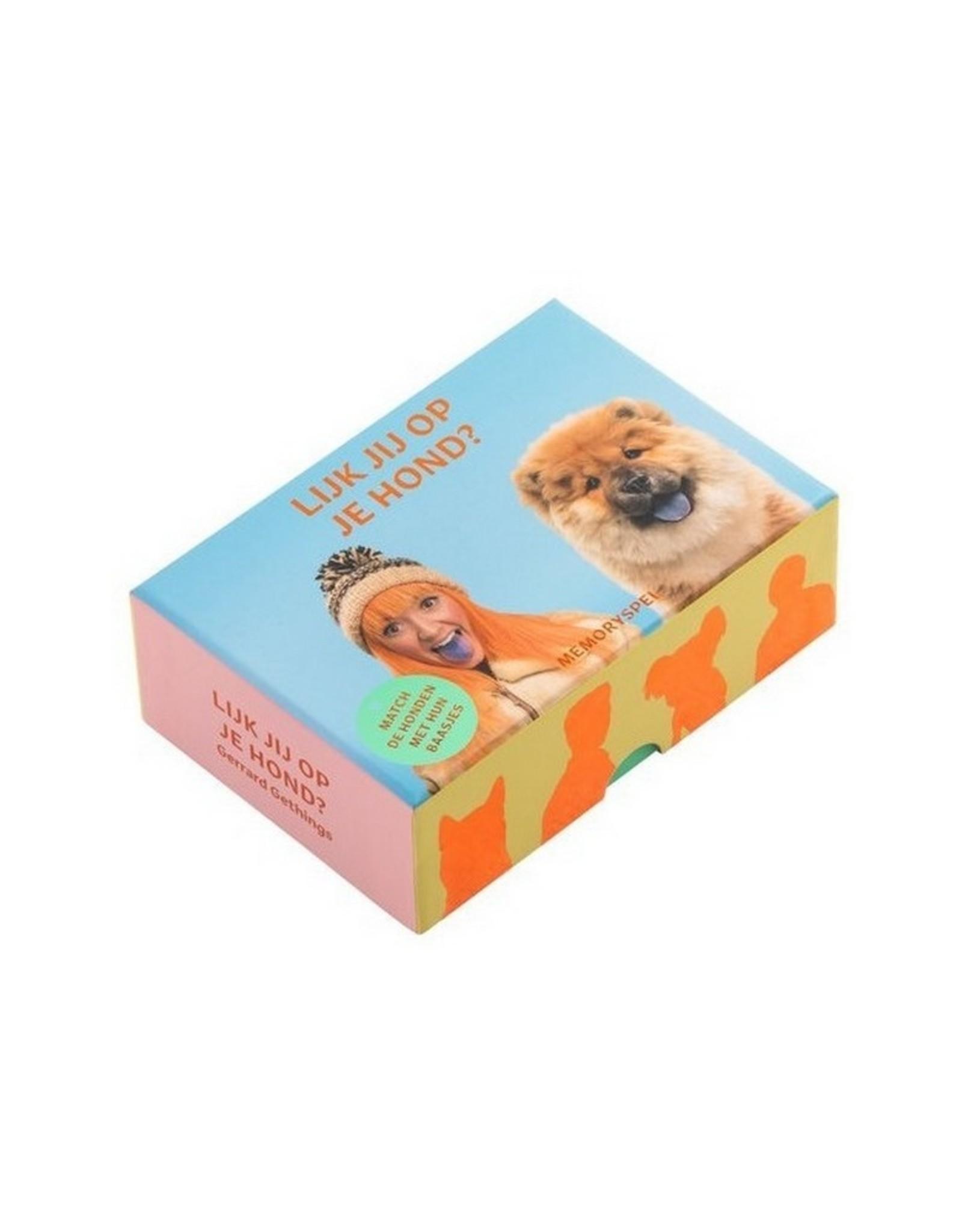 Laurence King Publishing Memoryspel Lijk jij op je hond?
