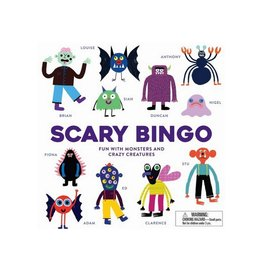 Laurence King Publishing Scary Bingo