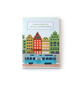SUKIE Travel Journal Scandi