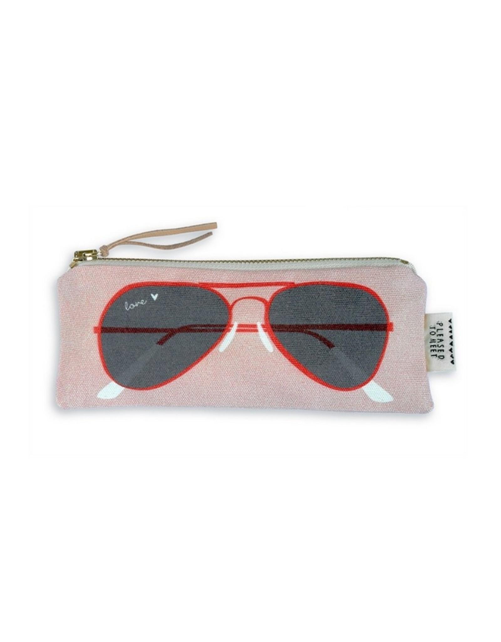 Pleased To Meet Etui Sunglasses