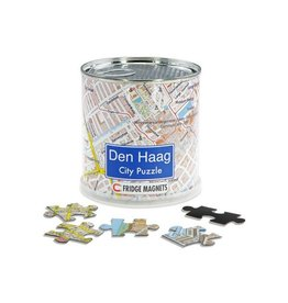 Craenen BVBA City Magneet Puzzel Den Haag