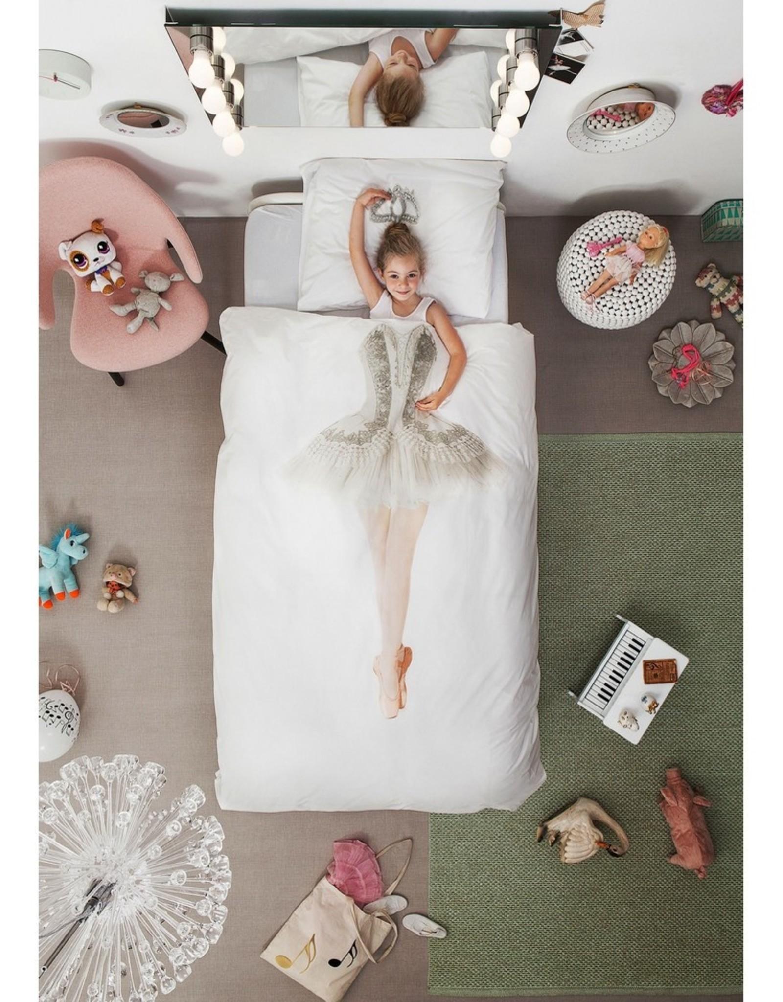 Snurk BV Dekbedovertrek Ballerina