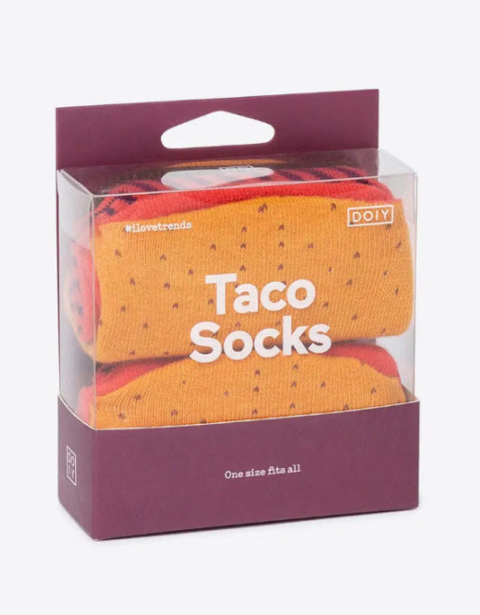 Doiy Sokken Taco