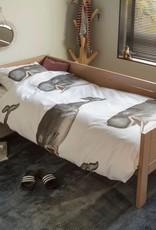 Snurk BV Dekbedovertrek Whale